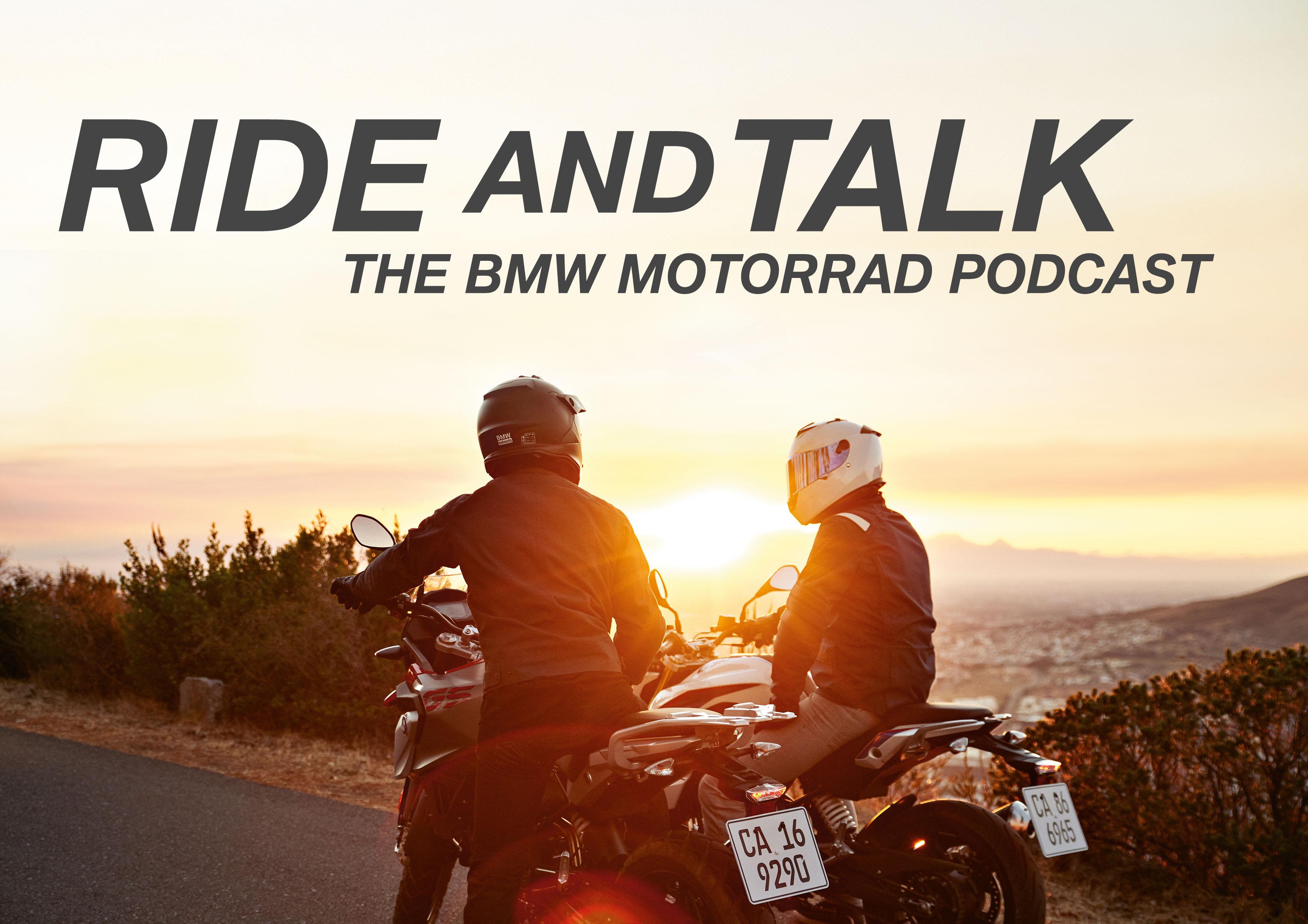 BMW Motorrad Ride and Talk Podcast